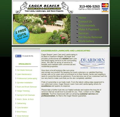 local lawn service